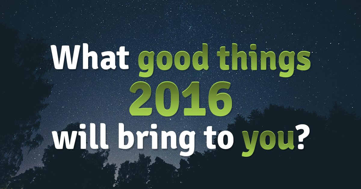 GoodThings2016