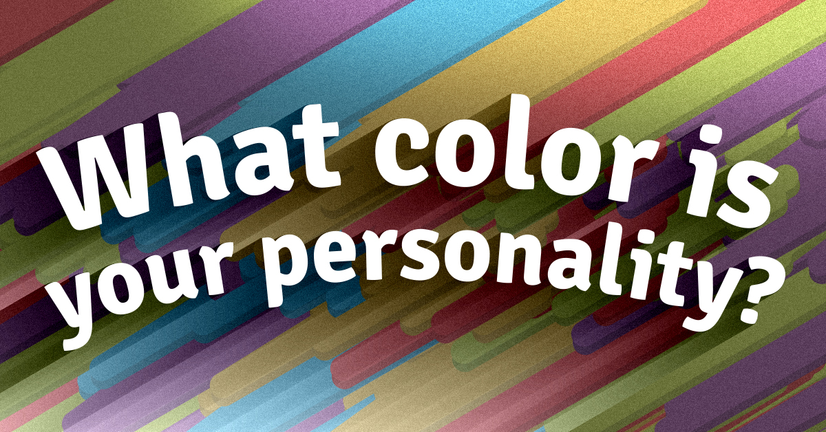 ColorPersonality