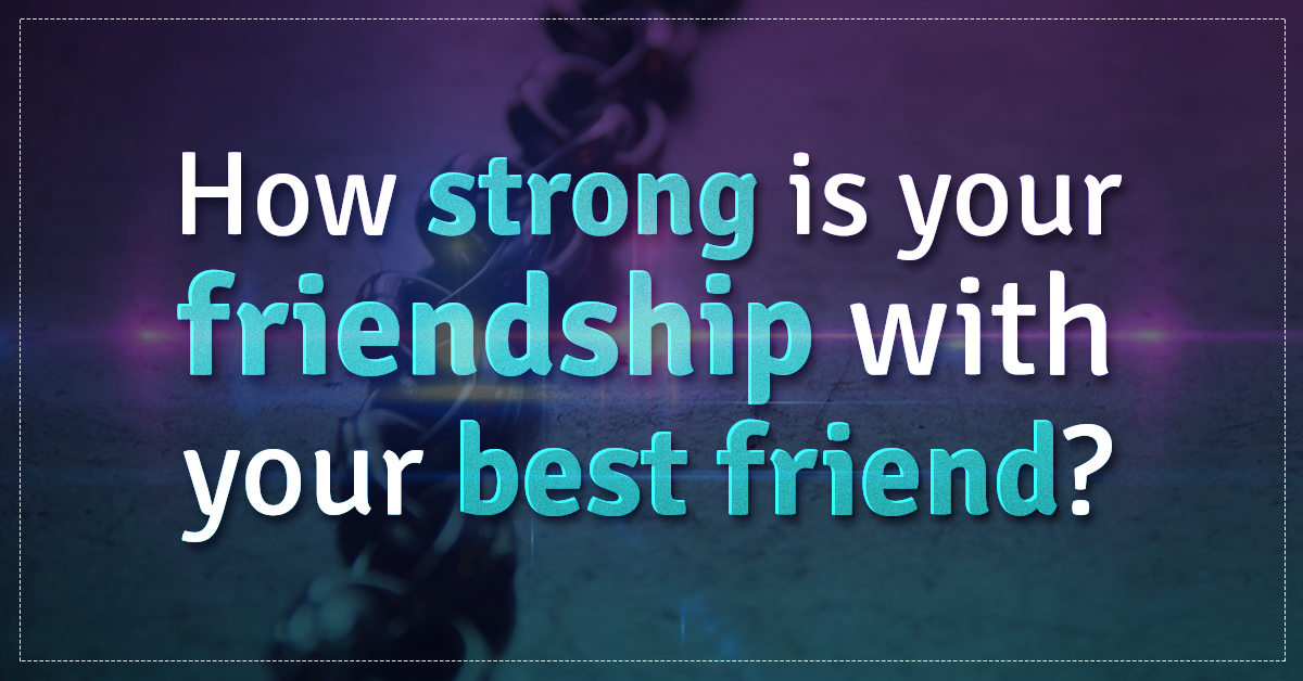 StrongFriendship